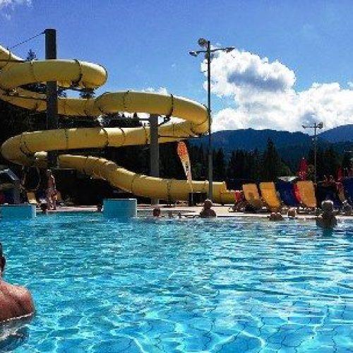 Termálne kúpalisko Oravice – MeanderPark Aquapark