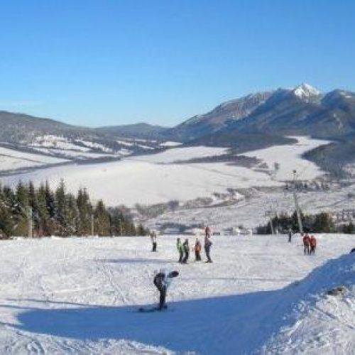 SkiPark Zuberec – Janovky