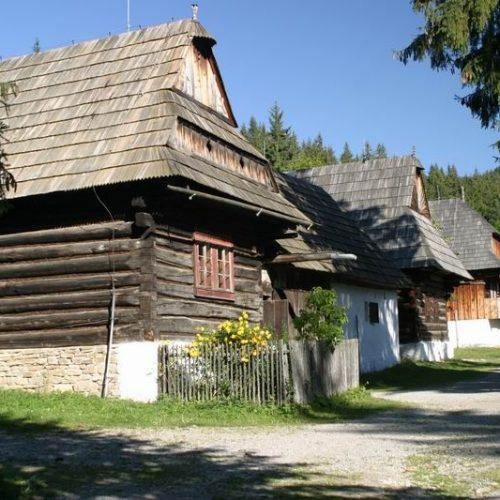 Múzeum Oravskej dediny - skanzen Zuberec